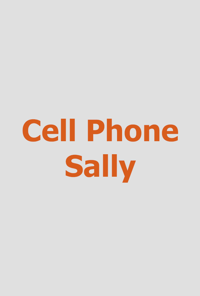 Cell Phone Sally  City of Austin Public Service Announcement (documentary short)  Re-recording.