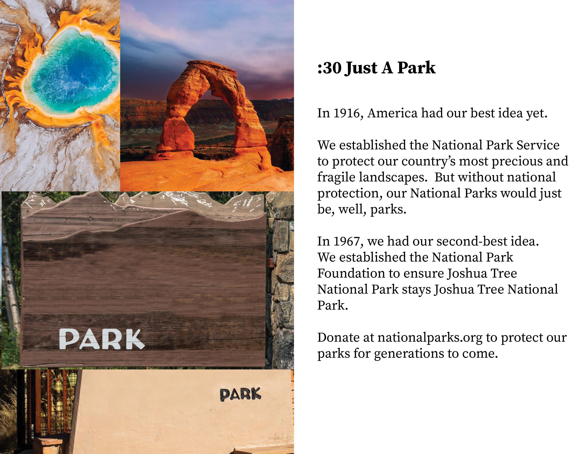 National Park Foundation Alexa Padron