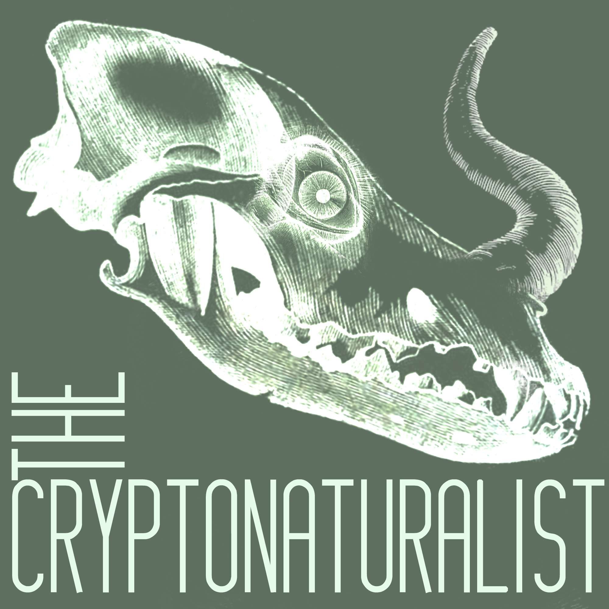 The CryptoNaturalist is a bi-weekly scripted audio drama that brings strange nature to strange listeners.