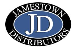 Special thanks to Jamestown Distributors for the sponsorship!
