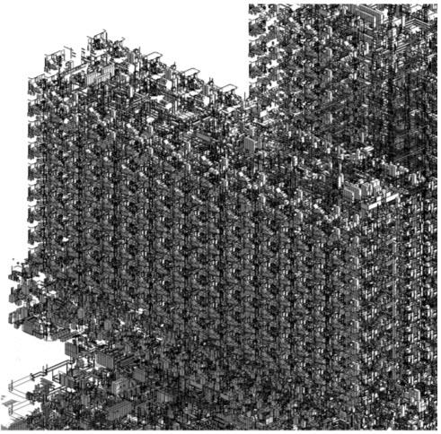 Figure 2: Equipment model extract