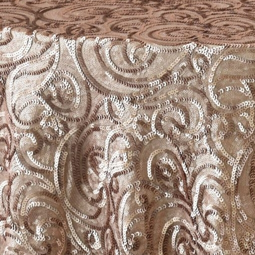 Champagne Paisley