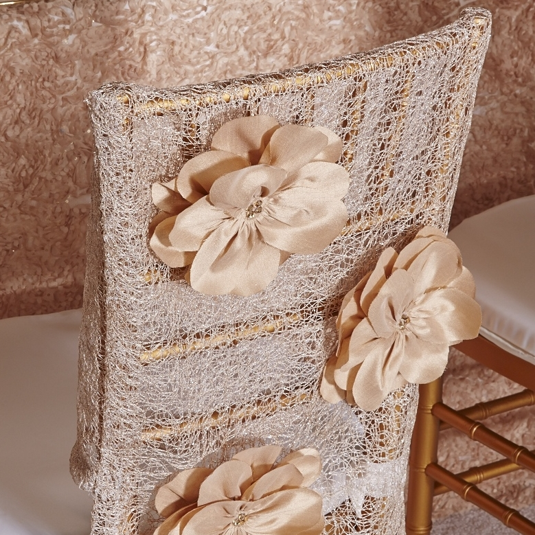 Preston Bailey Luxury Linen Collection - Champagne Heather chair back, tablecloth and napkin band.jpg
