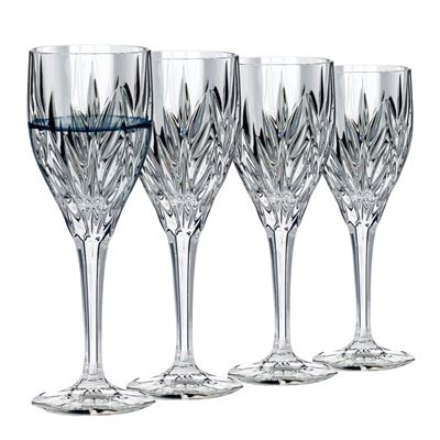 Crystal cut glassware - wine glasses.jpg