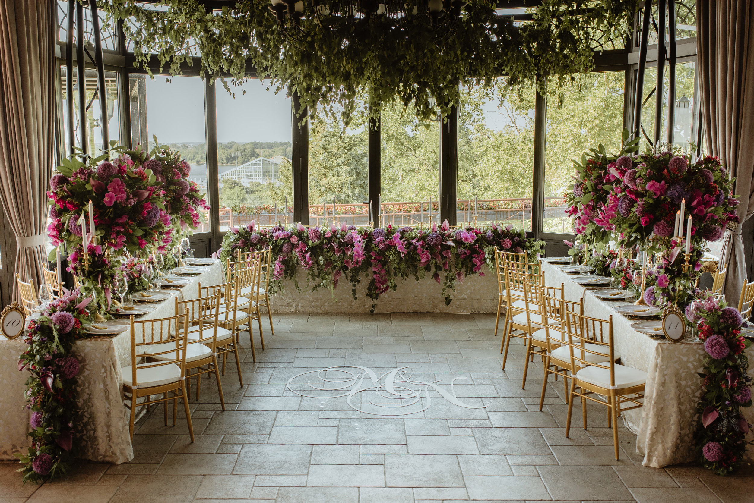 AN 11TH CENTURY FORTRESS WEDDING