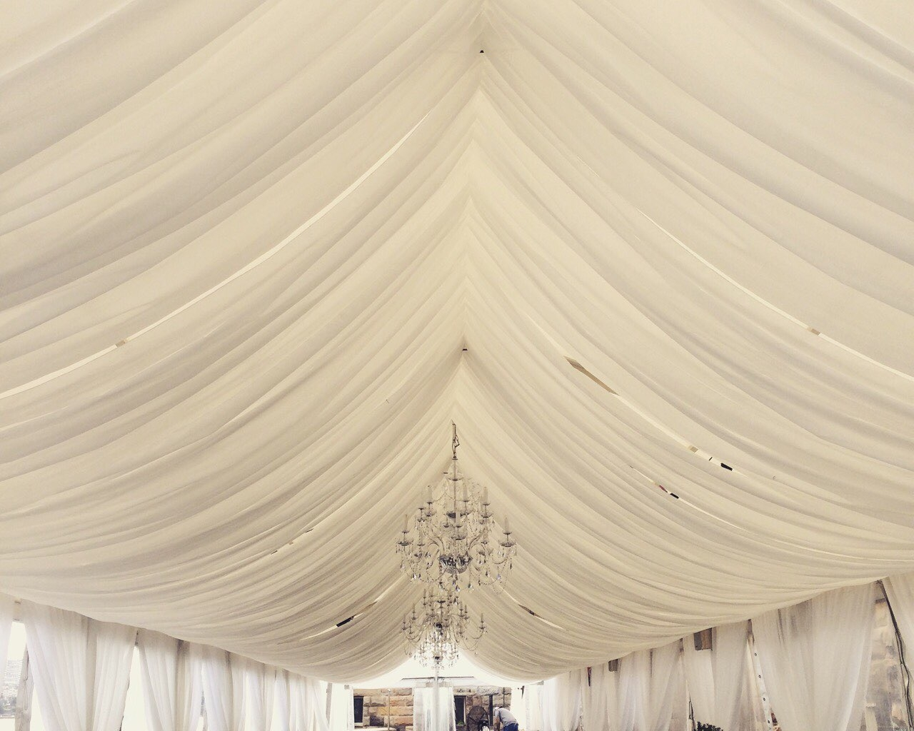 backdrops & draping