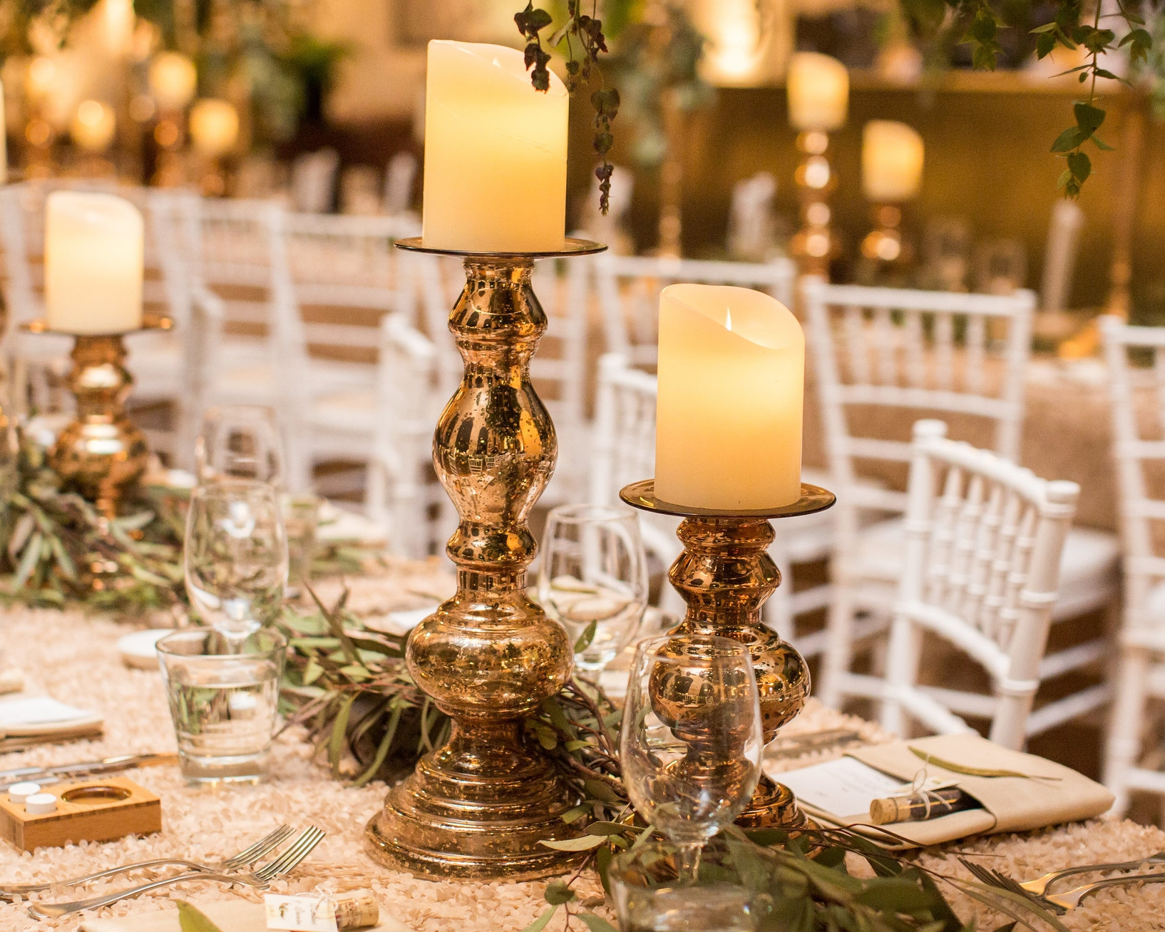 candlesticks & holders