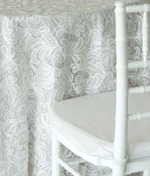 White Windsor Luxury Linen