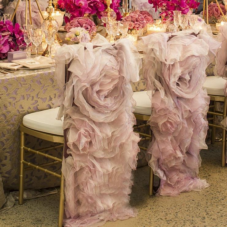 Valentino Luxury Chair Caps