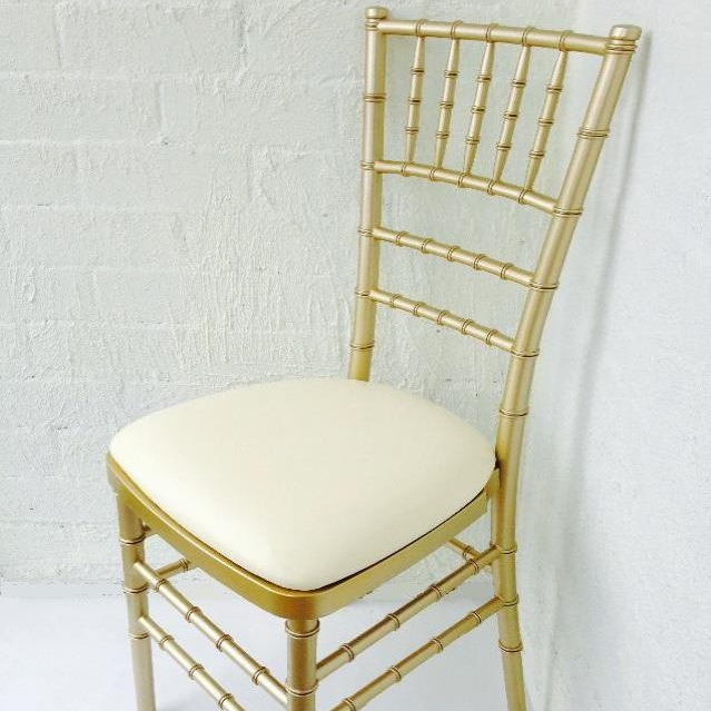 Gold Tiffany Chairs