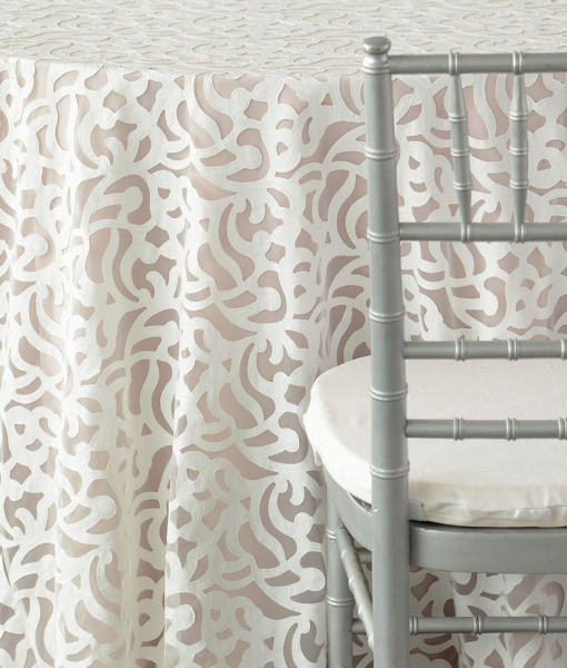 White Iris Luxury Linen