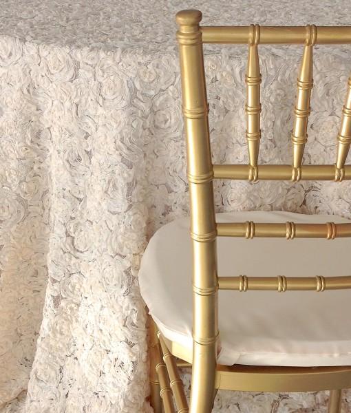 Ivory Rose Luxury Linen