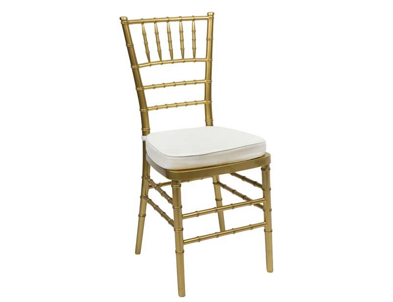 Gold Tiffany Chair
