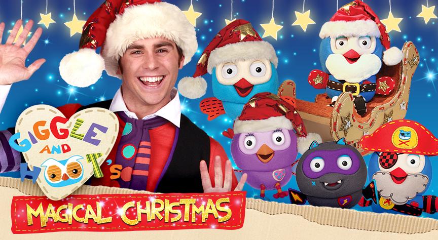 Giggle and Hoot - A Magical Christmas