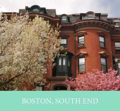 Copy of Boston, South End Portfolio
