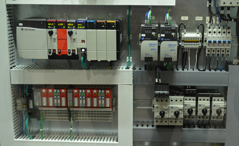 ControlLogix PLC and POINT IO Rack