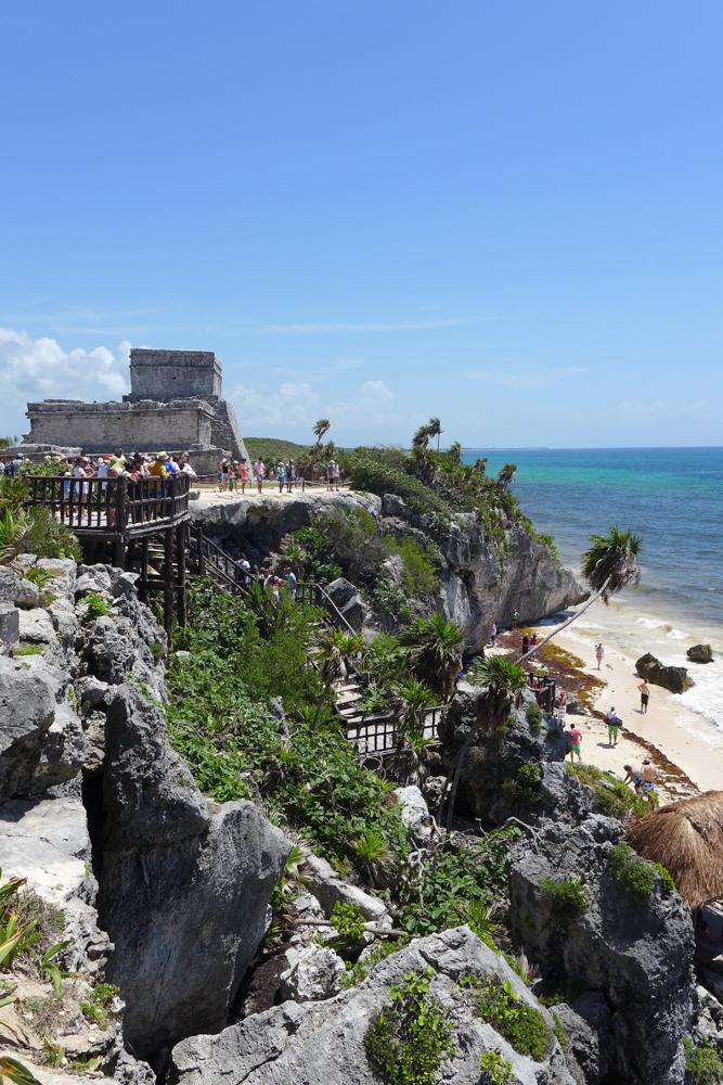Mayan Ruins of Tulum