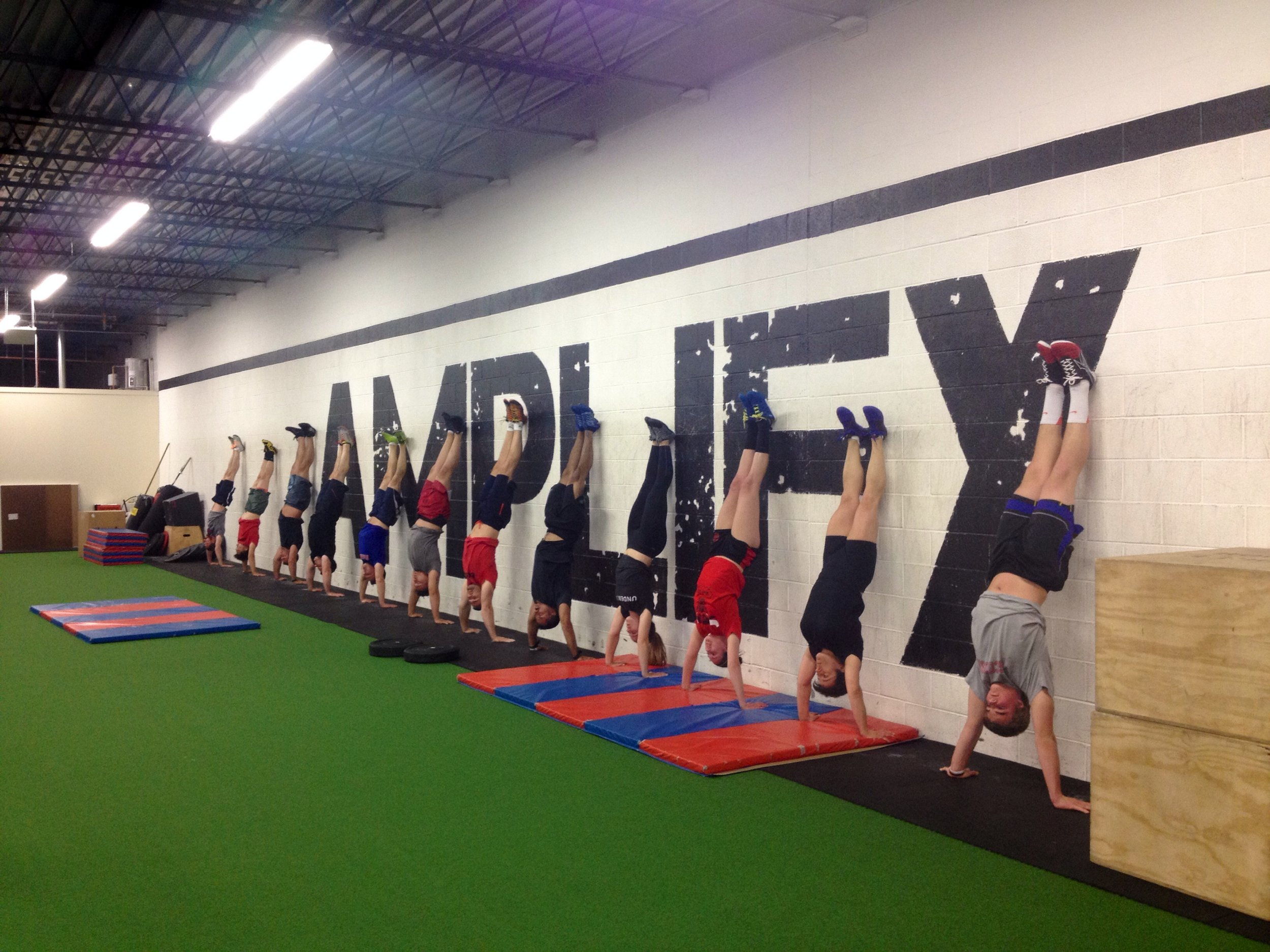 Handstand Holds