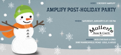 Amp Post-Holiday Party 2018