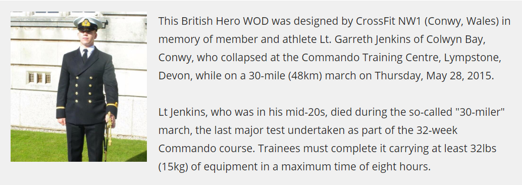Jenkins Hero WOD