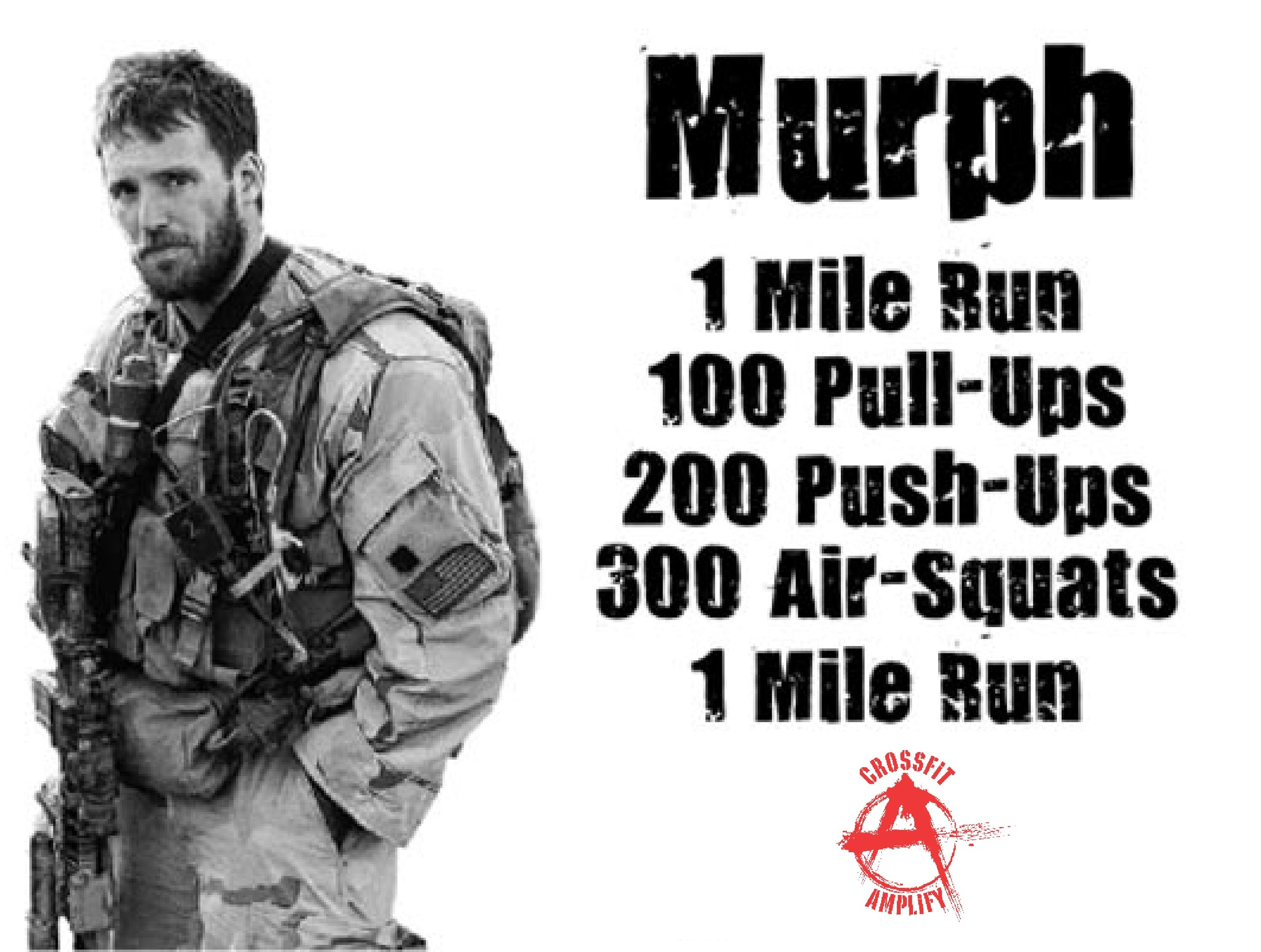 """""""Murph"""" Hero WOD"""