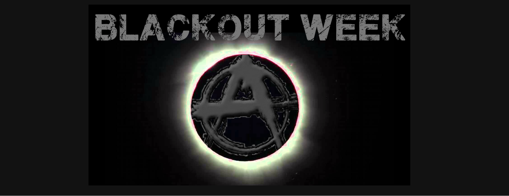 Blackout Week2