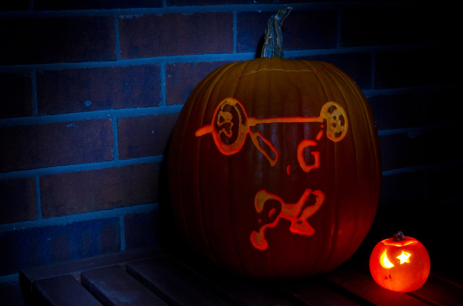 CrossFit pumpkin
