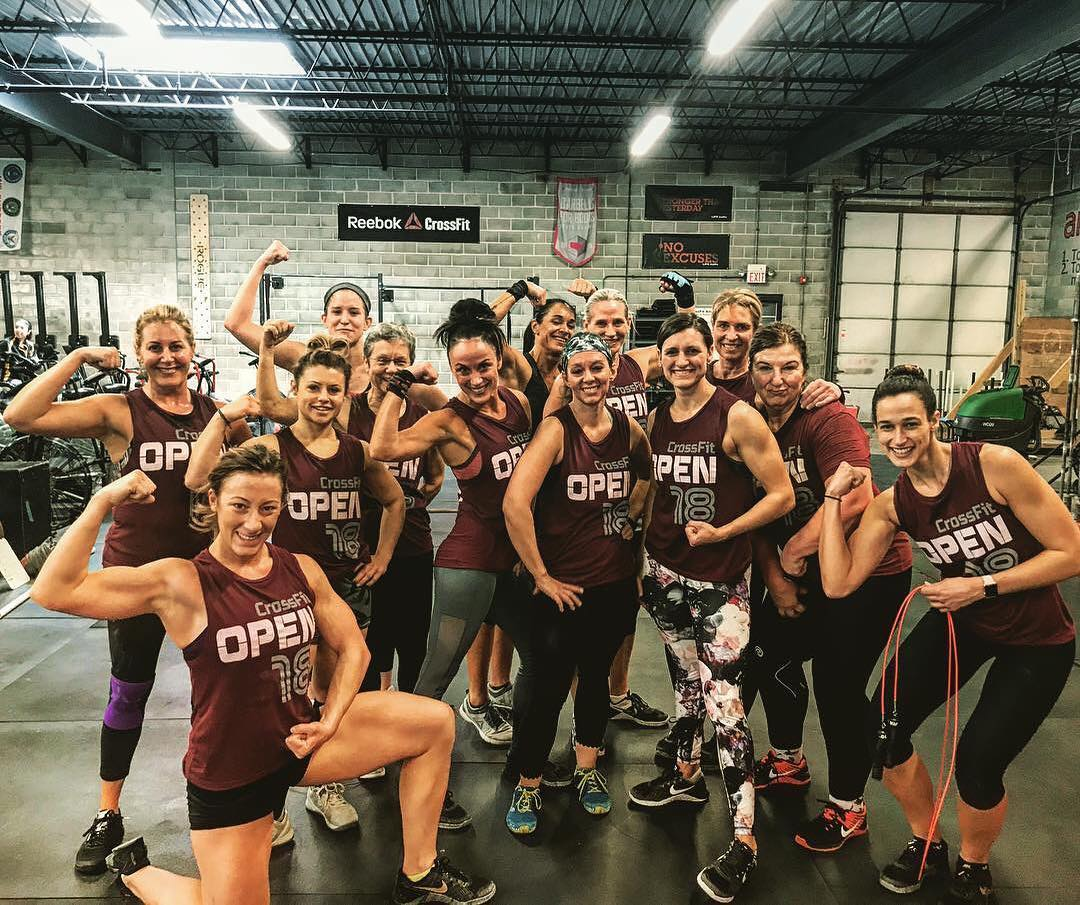 Registration for the CrossFit Open:  Games.CrossFit.com