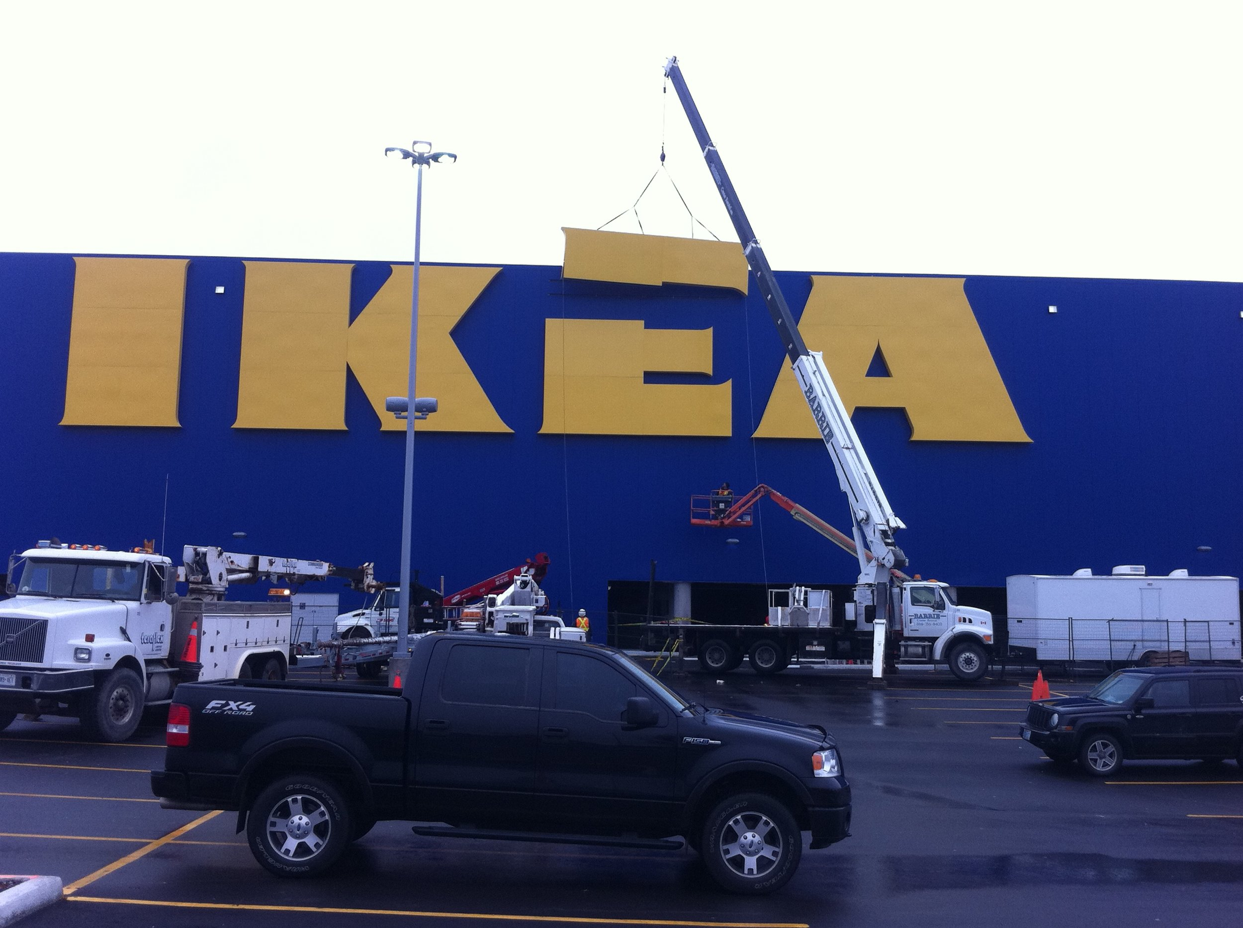 Client: IKEA Ottawa