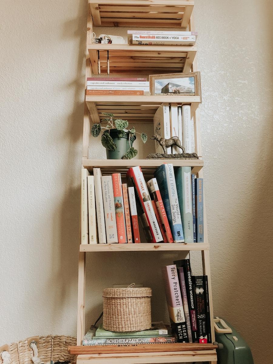 Bookcase Details The Freckle Spot