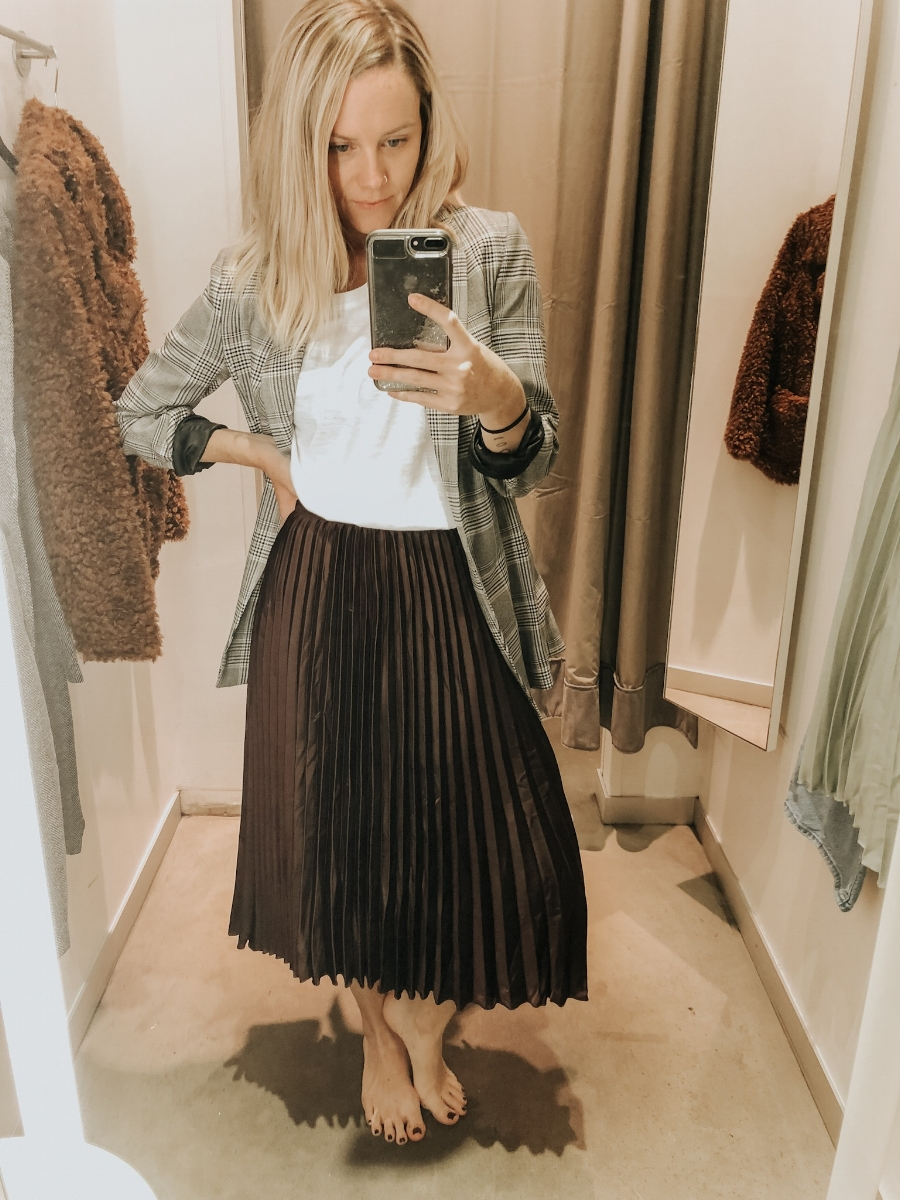 H&M fall pieces
