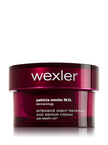 Patricia Wexler M.D. Dermatology Intensive Night Reversal & Repair Cream