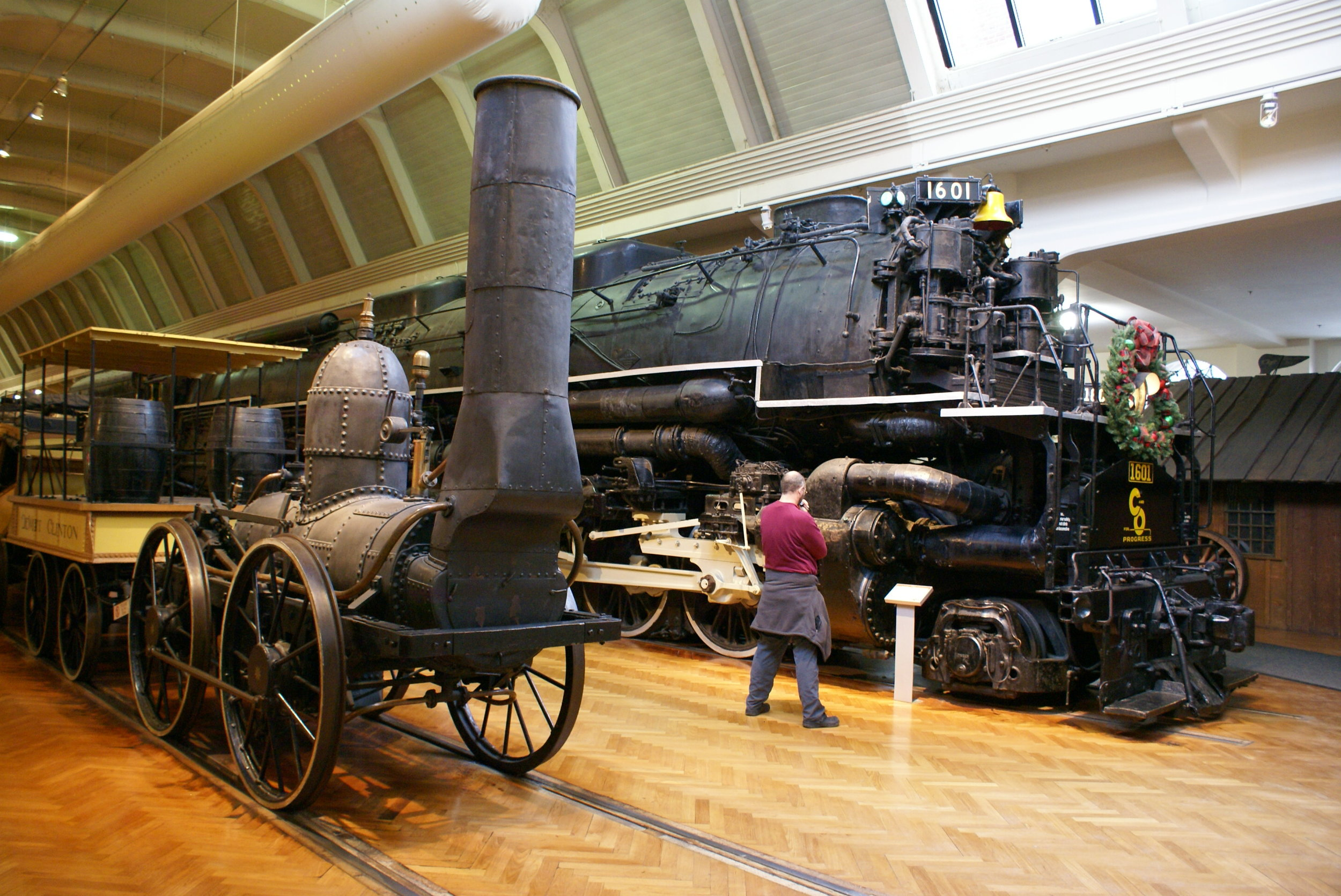 Trains Henry Ford museum.JPG