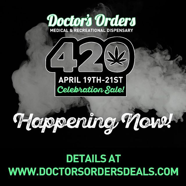 Big savings all day!! Come see us  and join in the festivities! . . . #pdxdabbers #dailyleaf #topshelf #edibles #portland #420 #deals #pdx #503 #buds #concentrates #extracts #420portland #northportland #blaze #desls