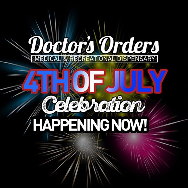 Stop by before the fireworks 🎇 . . . . #fireworks #4thofjuly #independenceday #legalized #celebration #420 #pdx #portland  #503 #dailyleafdeals #doctorsorders