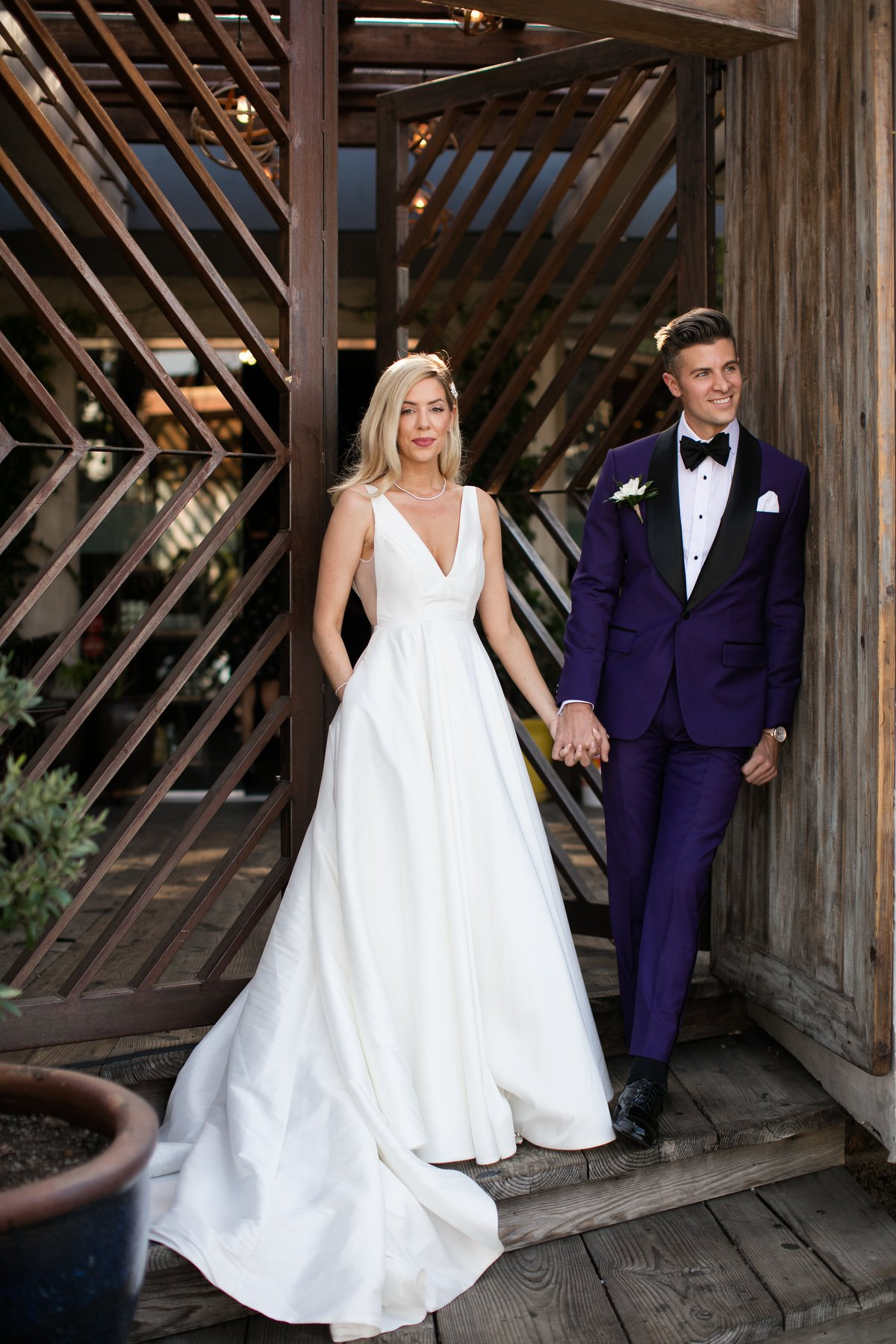 jaclyn smith and parker smith wedding spray tans