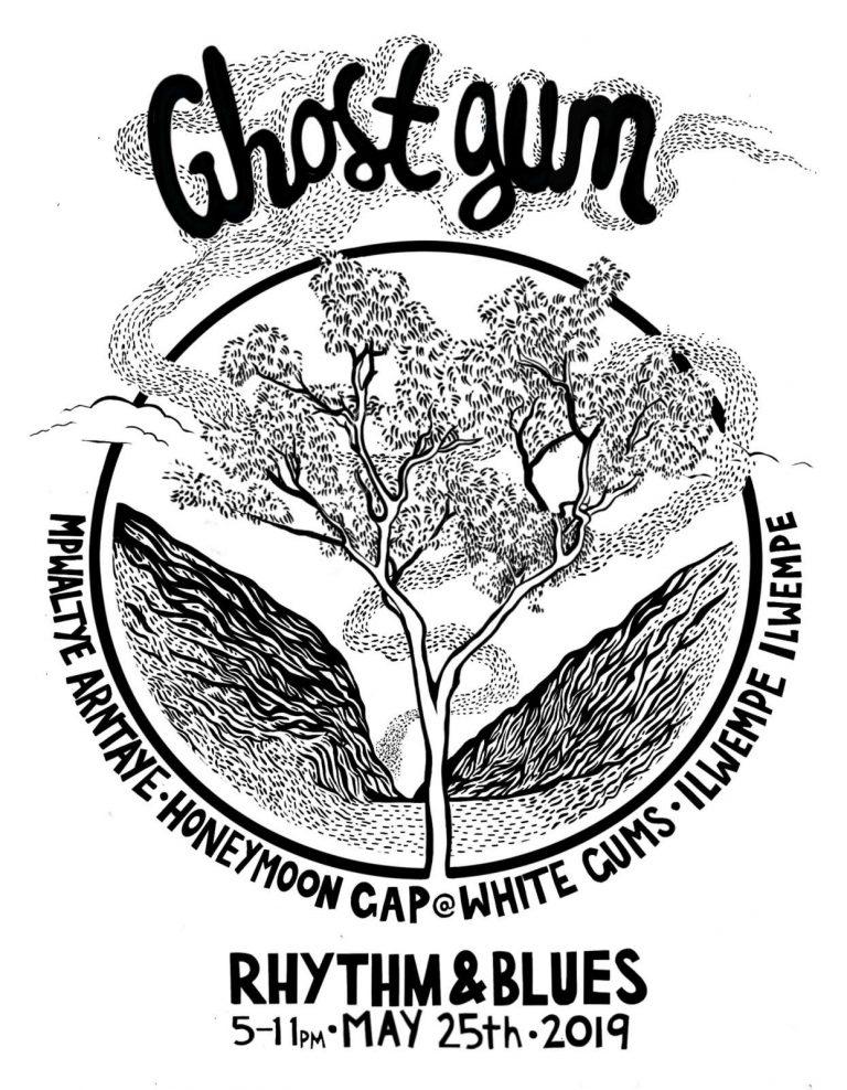 Ghost Gum 2019