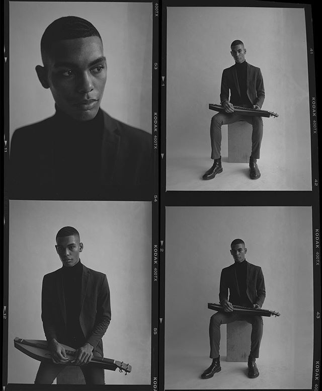Portraits by  Rahim Fortune