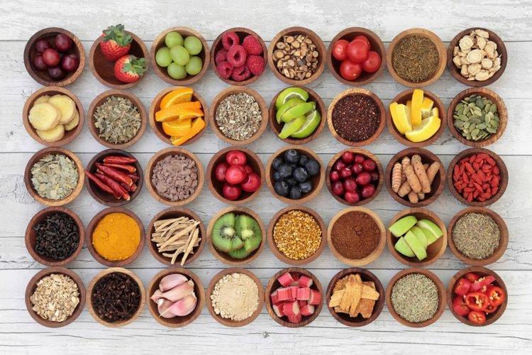 Nutrition 營養與食物
