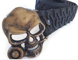Second Life skull Belt