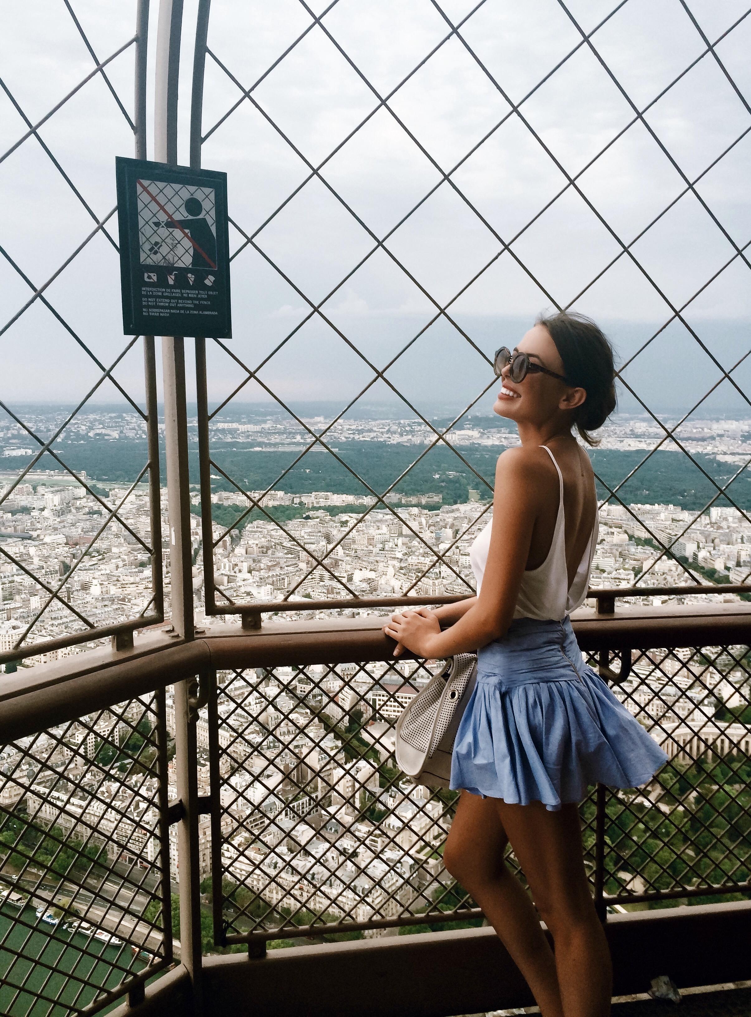 Eiffel Tower - Level Three