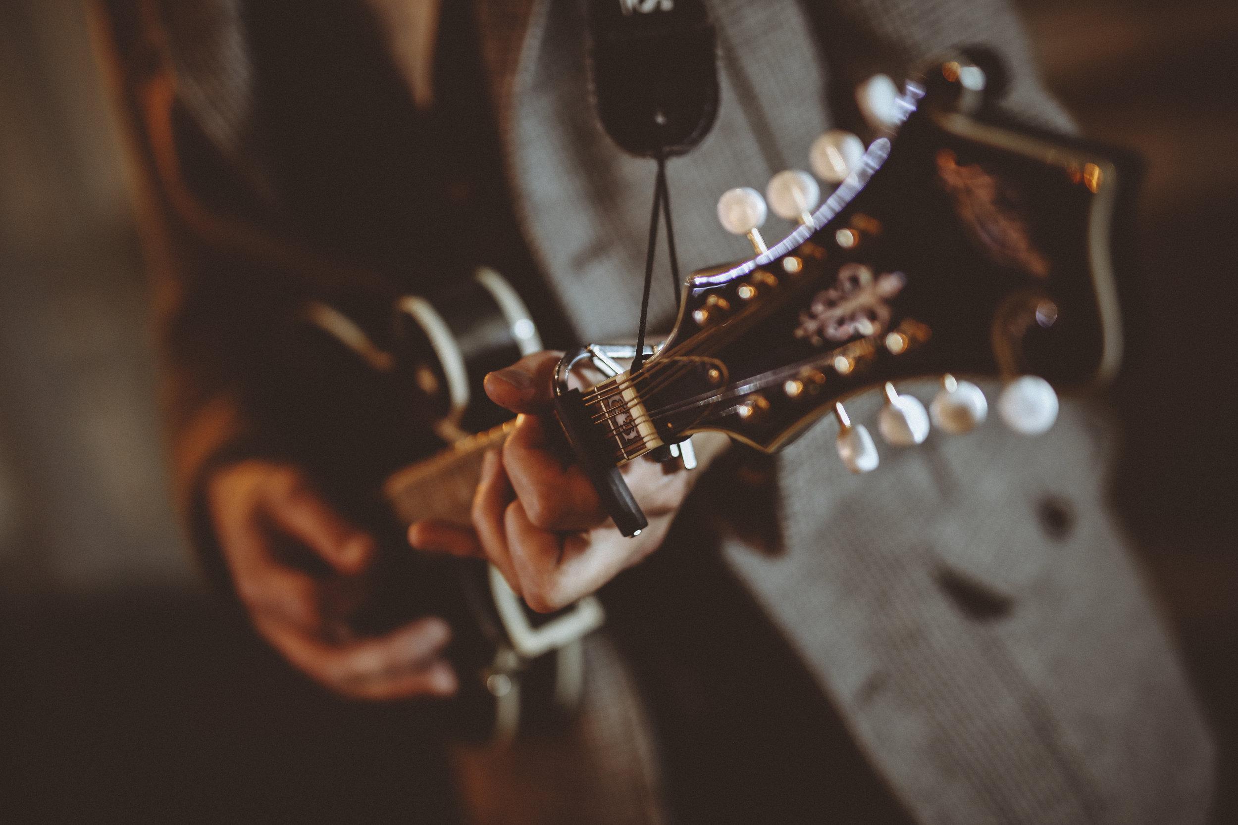 Rich Mandolin