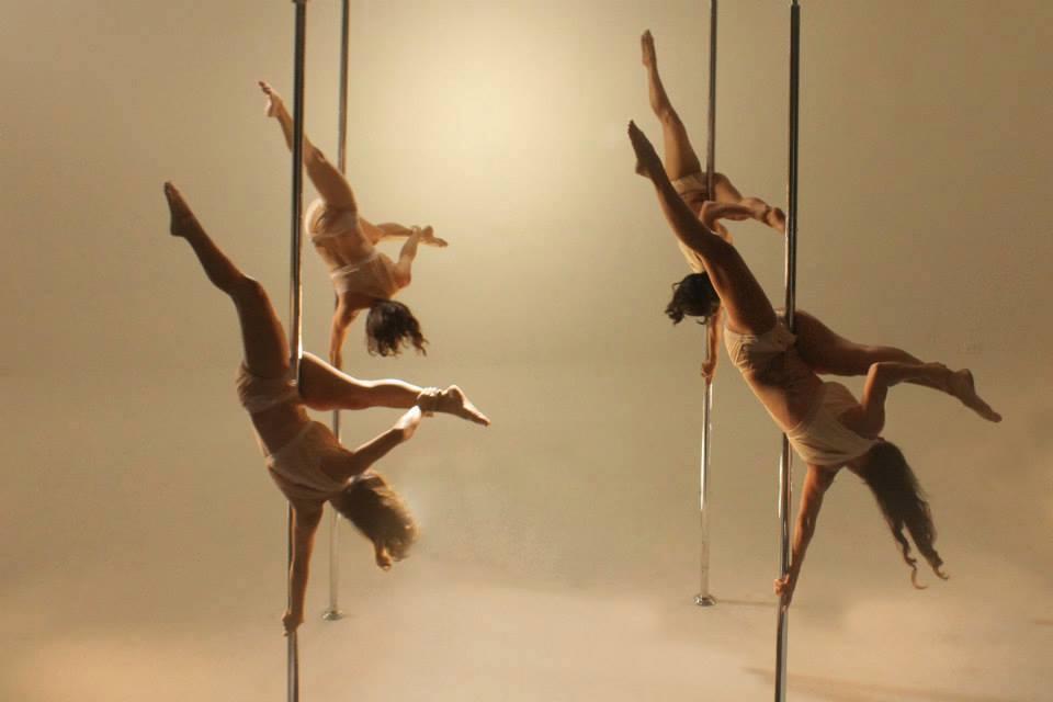 Pole Performance | Photo by Adele Katerina Raya