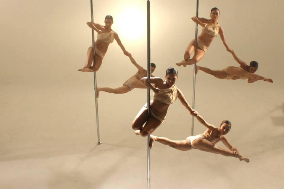 Pole Doubles Performance | Photo by Adele Katerina Raya