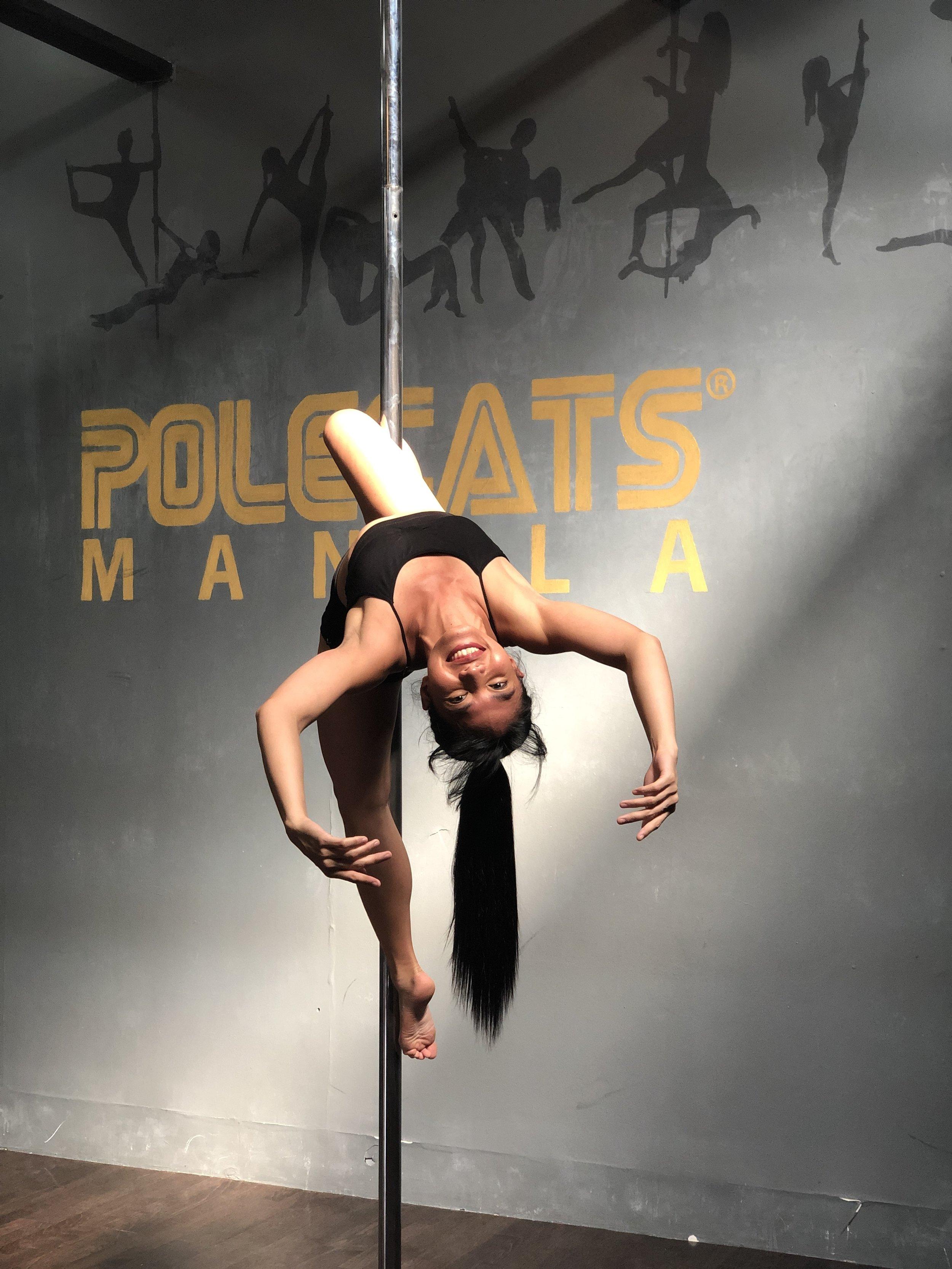 AHLEX | POLE, AERIAL HOOP, DANCE
