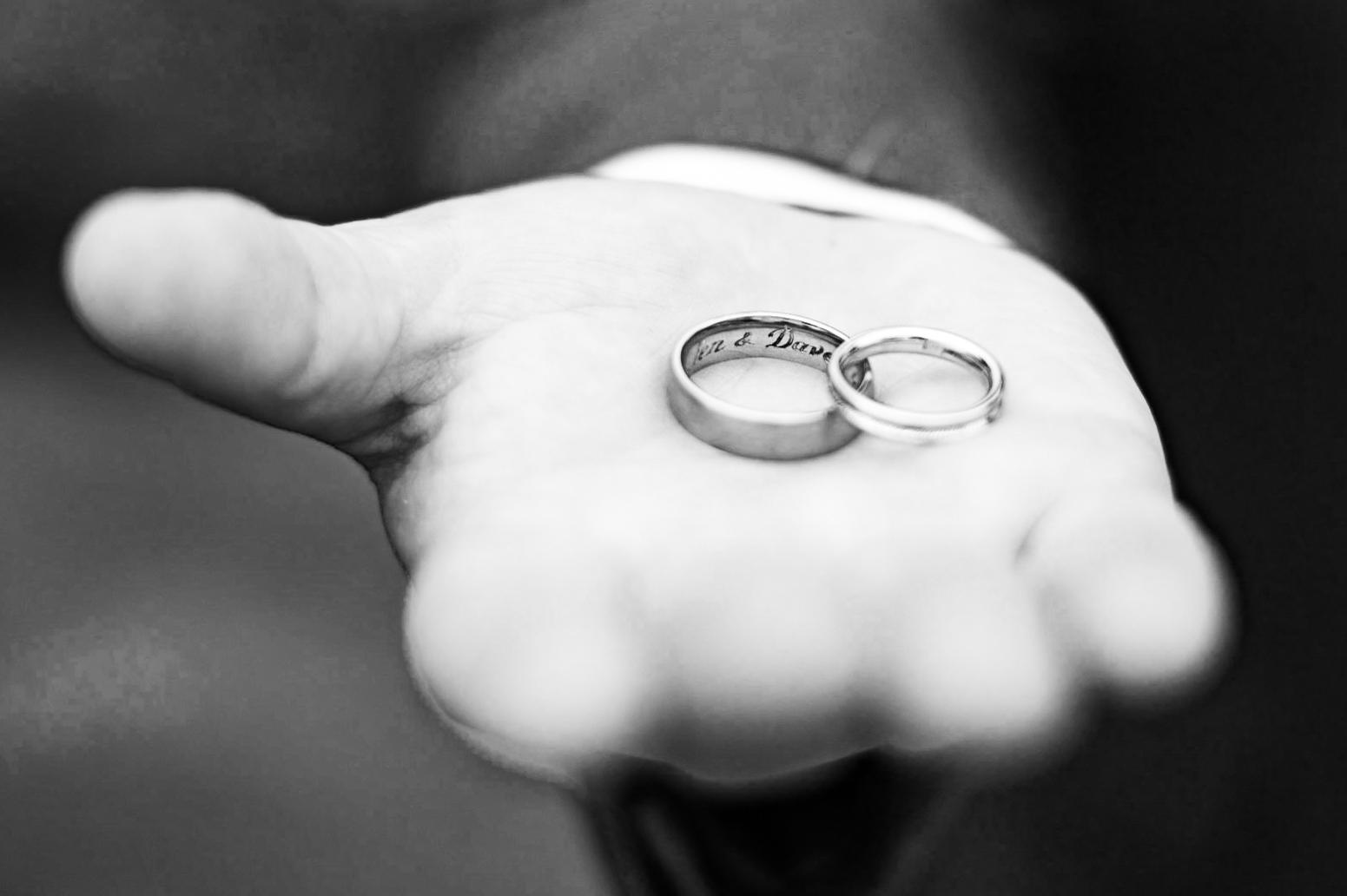 Yup - I got the rings