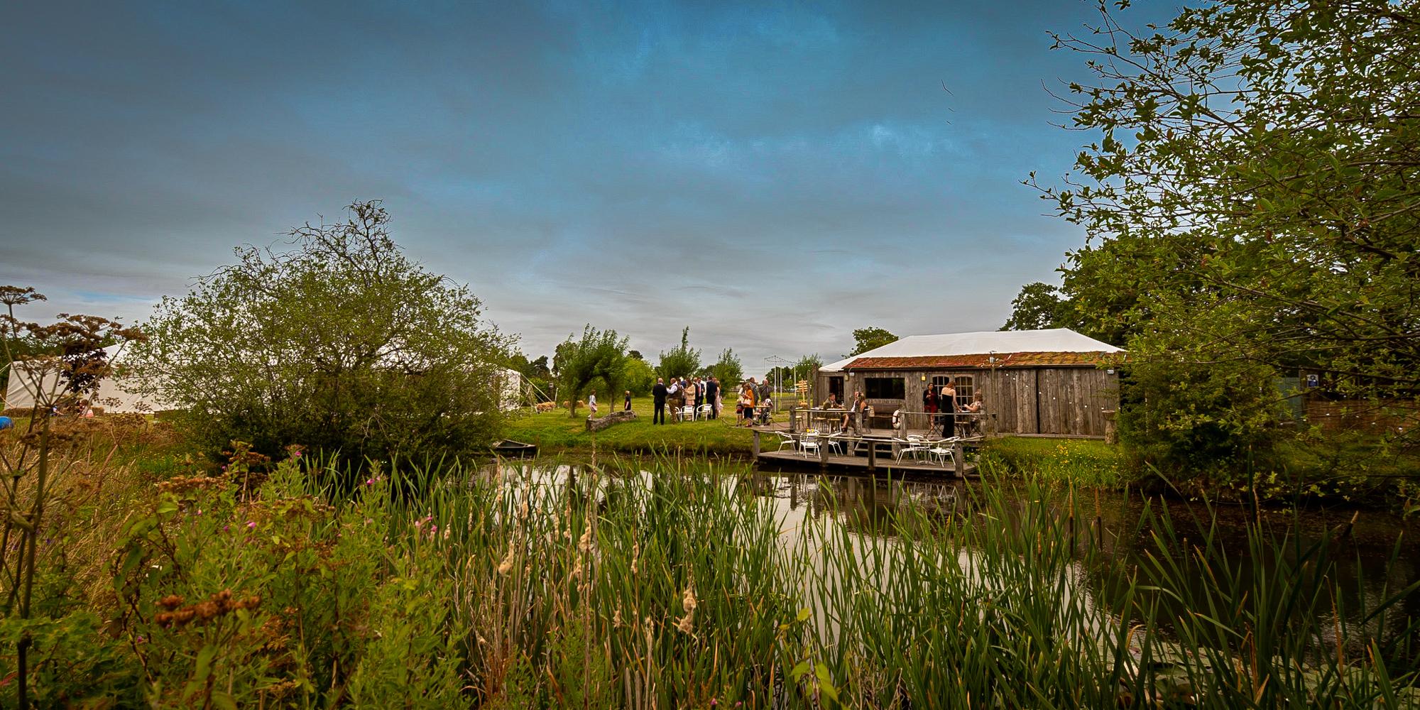The Pond & Bar