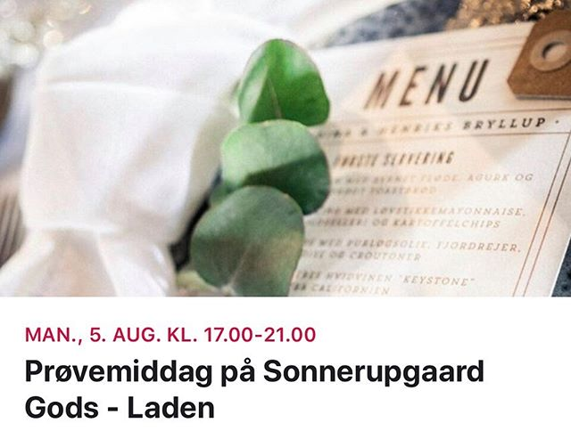 Er I i tvivl om I skal vælge 6 serveringer der primært deles to og to i menuen Sharefood - eller elementer anrettet i trækasser i menuen Grand Verre? - Så er der stadig muligt at tilmelde sig én prøvemiddag, eller måske begge 😉  Til begge arrangementer er det også muligt at møde en masse af vores dygtige samarbejdspartnere - klik på billedet og se hvem 💫  #anora #catering #socialdining #sharefood #sonnerupgaard #nordicpark #bryllup #konfirmation #fødselsdag