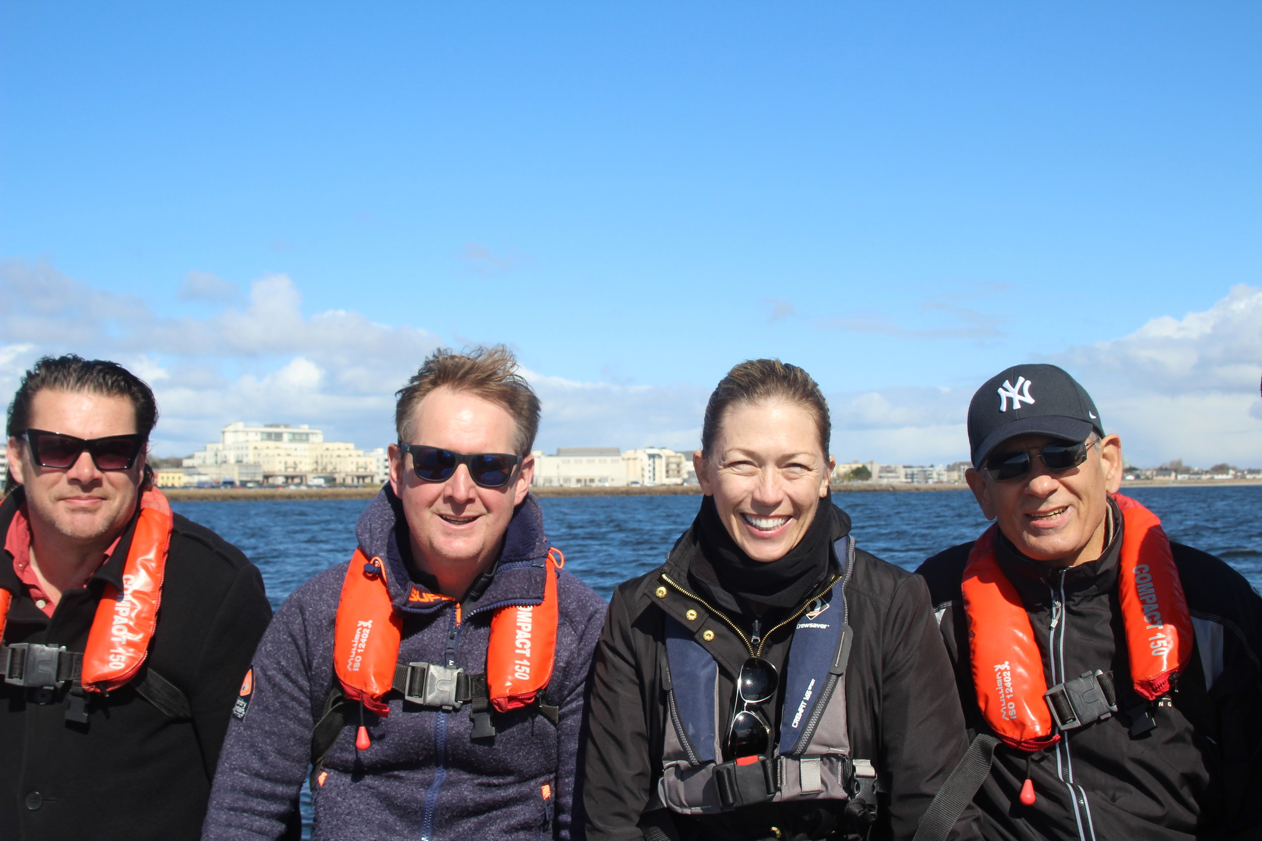Galway Bay Boat Tour