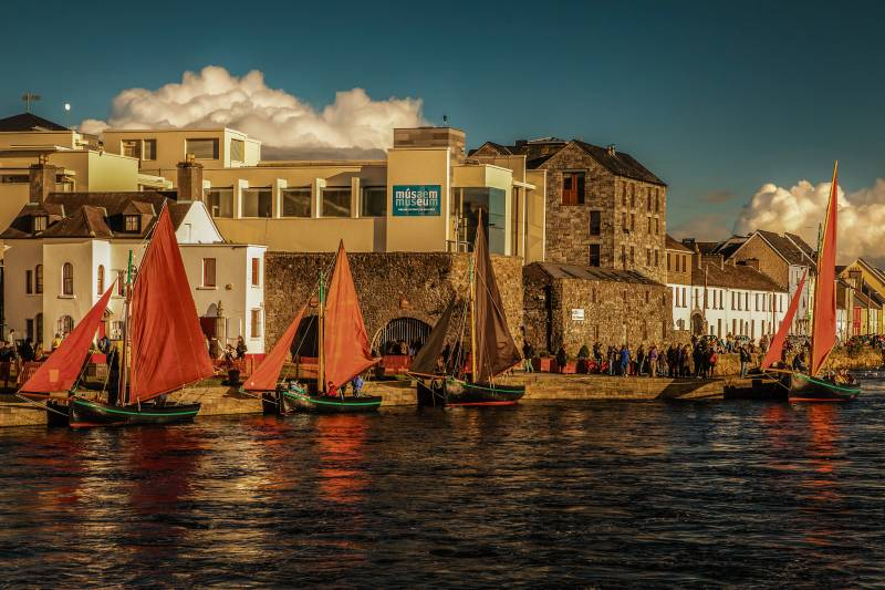 Galway Hooker Boat Tour
